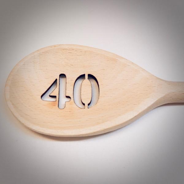 Kochlöffel 40