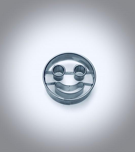 Smiley - lachend
